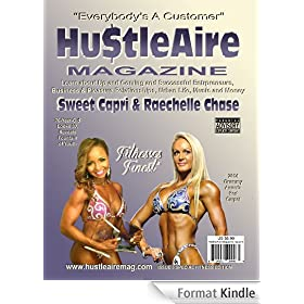 Hu$tleaire Magazine Issue 5-Fitness Edition (English Edition)