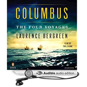 Columbus - The Four Voyages, 1492-1504 - Laurence Bergreen