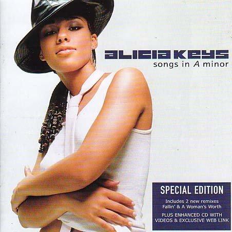 Alicia Keys - Songs in A Minor [Bonus Track] - Zortam Music