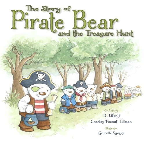 The Story of Pirate Bear and the Treasure Hunt: Pirate Bear and the Treasure Hunt (Corner33BearBooks.com) (Volume 2) bmbe табурет pirate
