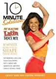 Cover art for  10 Minute Solution-Fat Blasting Latin Dance Mix