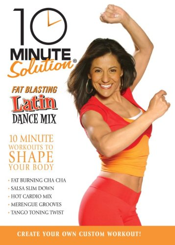 10-minute-solution-latin-dance-mix-import-usa-zone-1