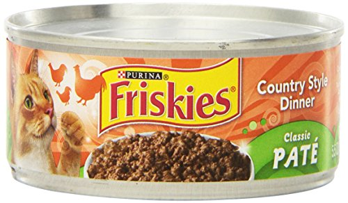 Friskies Classic Paté Country Style Dinner