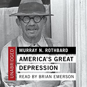 America's Great Depression Audiobook