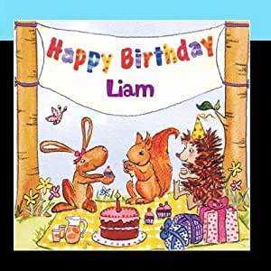 The Birthday Bunch - Happy Birthday Liam - Amazon.com Music