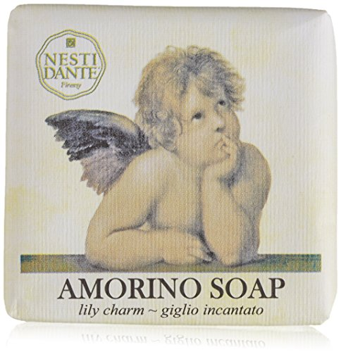 nesti-dante-amorino-lily-charm-seife-150-g