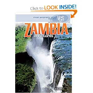 Zambia in Pictures (Visual Geography. Second Series)
