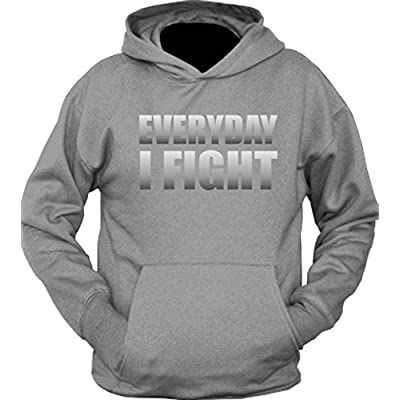 Everyday I Fight Cancer Tribute Hoodie