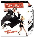 Chuck: Complete Third Season (5pc) (Ws Dub Sub) [DVD] [Import]