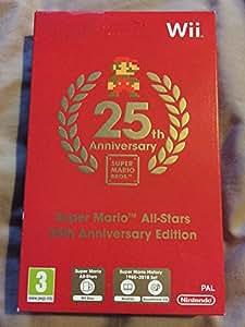 Super Mario All Stars 25th Anniversary [Pegi]