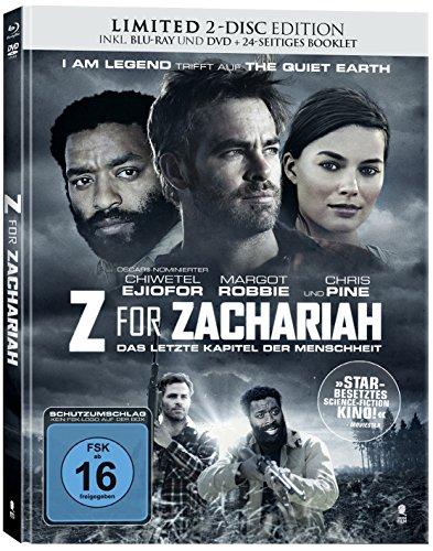 Z for Zachariah - Das letzte Kapitel der Menschheit [Limited 2-Disc Mediabook inkl. Blu-ray und DVD]