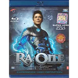 Ra One Bollywood Blu Ray With English Subtitles [Blu-ray]