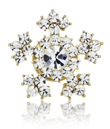Fire and Ice Crystal Rhinestone and Cubic Zirconia