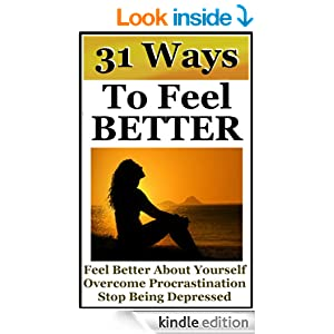 how to feel better while depressed
