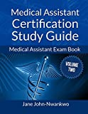 img - for Medical Assistant Certification Study Guide Volume 2: Medical Assistant Exam Book book / textbook / text book