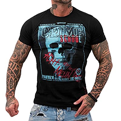 Yakuza ORIGINAL T-Shirt TSB 619 - schwarz