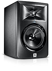 JBL LSR305 5-inch Two-Way Powered Studio Monitors (Pair) by JBL PROFESSIONAL