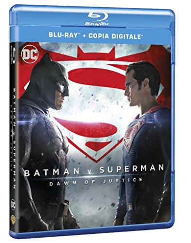 Batman V Superman - Dawn Of Justice [Italia] [Blu-ray]