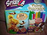 Disney Tinkerbell Sprayza/Disney Fairies Sprayza/Fabric Decoration