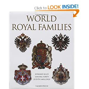 World Royal Families [Hardcover]