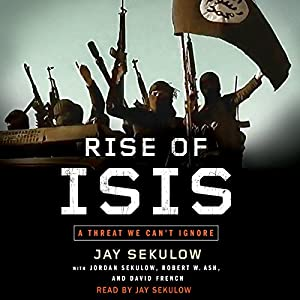 Rise of ISIS Audiobook