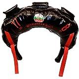 Bulgarian Bag - New Black PVC - Suples - The Original (Fitness, Crossfit, Wrestling, Judo, Grappling, Functional Training, MMA, Sandbag, Training Bag, Weighted Bag, Weight Bag) (17)