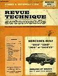 Revue technique automobile : Mercedes...
