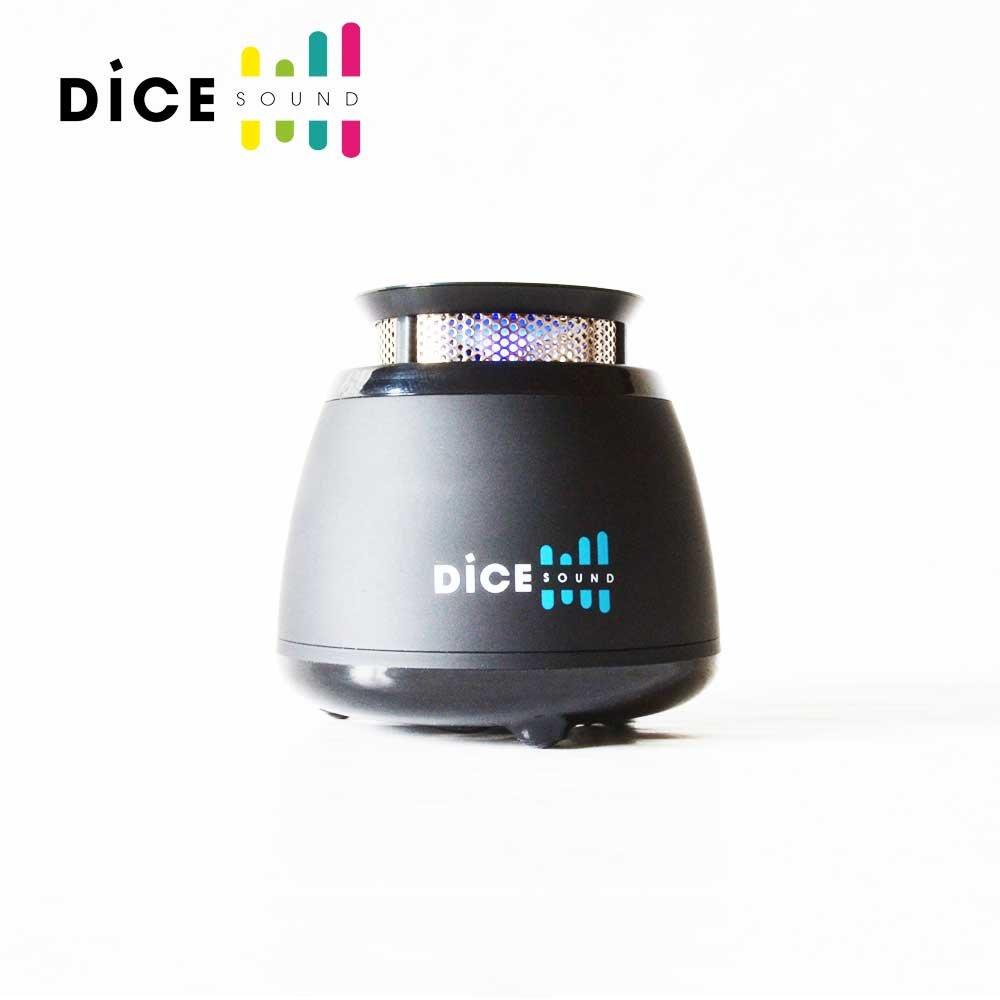 Mini altavoces Bluetooth made by Dice sound modelo Happy Party para IPHONE IPAD, Smartphone, Tabletas e con todos los dispositivos Bluetooth  Electrónica Comentarios y más información