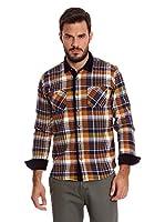 New Caro Camisa Hombre Hansen (Ocre)