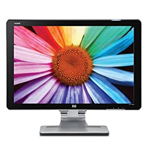 HP W2408H 24-inch Widescreen LCD Monitor