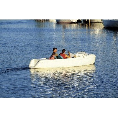 Image of Encore Pedal Boat Seat Color: Turquoise, Pedal Mechanism: Electric (B005BSX8J6)