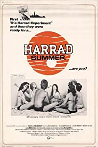 Harrad Summer Poster Movie 11x17 Richard Doran Victoria Thompson Laurie Walte...