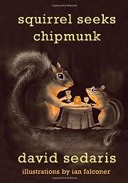 Squirrel Seeks Chipmunk: A Modest Bestiary