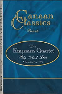 Kingsmen Quartet Big Amp Live Amazon Com Music