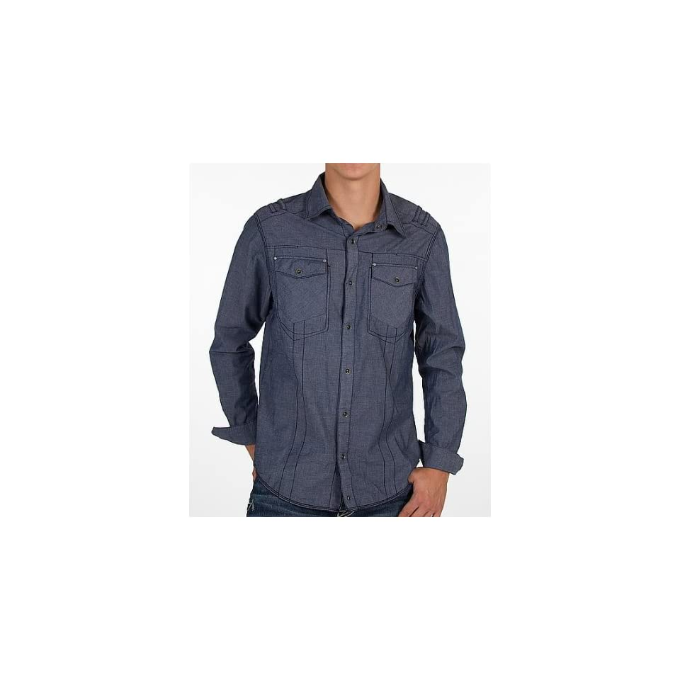 Buckle Black Carbon Shirt at  Men's Clothing store