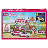 Mega Bloks Barbie Build 'N Play Horse Event