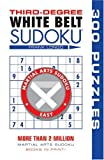 Third-Degree White Belt Sudoku® (Martial Arts Puzzles Series)