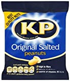 Kp Original Salted Peanuts 50 G (Pack of 24)