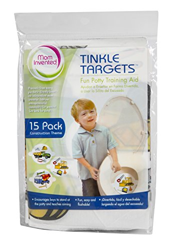 Mom Invented Tinkle Targets Construction