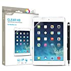 Ipad Mini 1 2 3 Screen Protector Sentey® Clear Hd High Definition Tablet Ls-14111 Bundle with Free Metal Stylus Touch Screen Pen {Lifetime Warranty} iPad Mini iPad Mini 2 and New Apple iPad Mini with Retina display