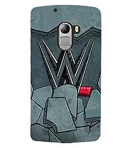 ColourCraft Impressive Design Design Back Case Cover for LENOVO VIBE X3 LITE