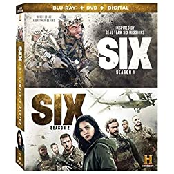 Six Season 1 And 2 [Blu-ray]