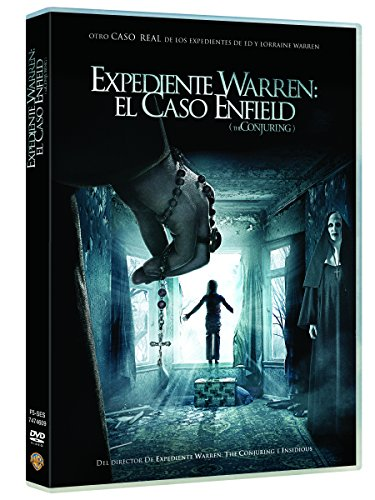 Expediente Warren: El Caso Enfield [DVD]