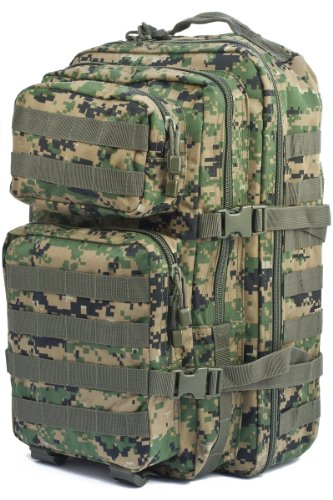 camouflage-militaire-armee-sac-a-dos-us-assault-pack-36l-molle-digital-woodland