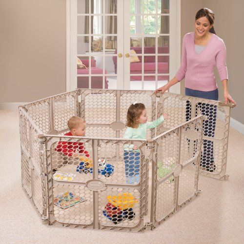 Summer Infant Secure Surround 6-Panel PlaySafe Playard