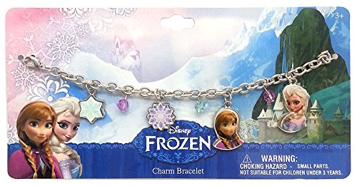 Frozen Charm Bracelet (4 Charms)