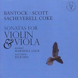 Sonatas for Violin & Viola