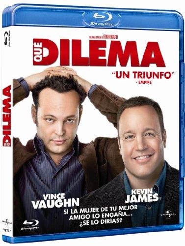 ¡Qué dilema! [Blu-ray]