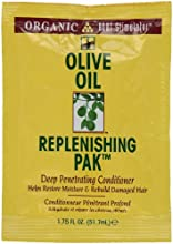 Root Stimulator Olive Oil Replenishing Pack By Organic for Unisex, 1.75 Ounce