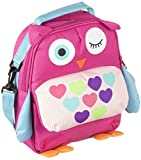 My Doodles Novelty Children's Character Universal Children's School Backpack with Interior Sleeve for 6-8 inch Tablets Including iPad Mini 1/2/3, Google Nexus 7, Samsung Galaxy Tab 2/3/4 (7.0 and 8.0 Inch) Sony Xperia Z3 Tablet Compact, Kindle Fire HD/HD
